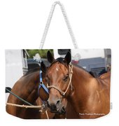 Mule Days Benson Weekender Tote Bag