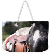 Mule Days Photo Weekender Tote Bag