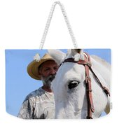 Mules At Benson Mule Day Weekender Tote Bag