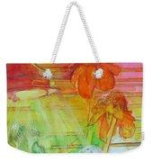 Multicolor Gingers Weekender Tote Bag