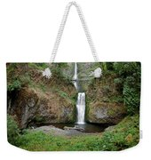 Multnomah Falls - Wide View Weekender Tote Bag