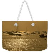 Mumbai In The Morning In December Weekender Tote Bag