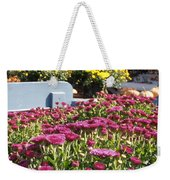 Mums At The Farm Stand Weekender Tote Bag