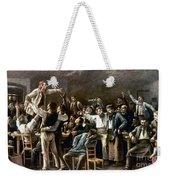 Munkacsy: Strike, 1895 Weekender Tote Bag