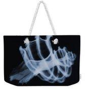 Murex Seashell, X-ray Weekender Tote Bag