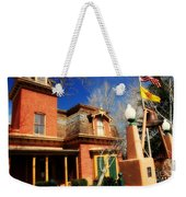 Museum In Silver City Nm Weekender Tote Bag
