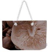 Mushroom Gills Weekender Tote Bag