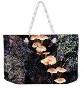 Mushroom Parade Weekender Tote Bag