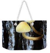 Mushrooms 3 Weekender Tote Bag