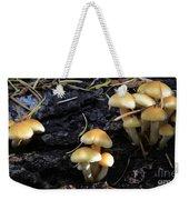 Mushrooms 6 Weekender Tote Bag