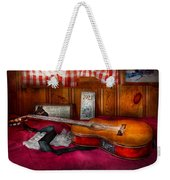 Music - Guitar - That Old Country Feel Weekender Tote Bag