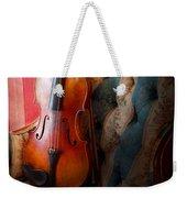 Music - Violin - Musical Elegance  Weekender Tote Bag