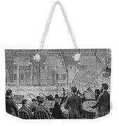 Music Festival, 1881 Weekender Tote Bag