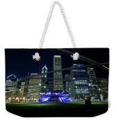 Music In The City Weekender Tote Bag
