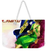 Music That Charms Weekender Tote Bag