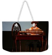Musician And Glass Armonica Weekender Tote Bag