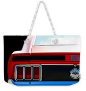 Mustang Mach 1 Weekender Tote Bag