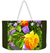My Beautiful Roses Weekender Tote Bag