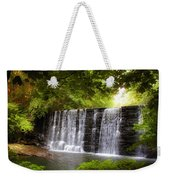 My Beautiful Waterfall Weekender Tote Bag