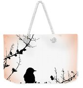 My Little Birdie Weekender Tote Bag
