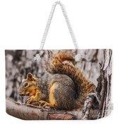 My Nut Weekender Tote Bag