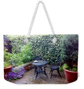My Patio Weekender Tote Bag