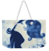 My Prince Will Come For Me 2 Weekender Tote Bag by Angelina Vick