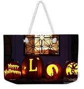 My Pumpkins Weekender Tote Bag