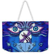 My Soulful Eyes Weekender Tote Bag