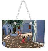 Mykonos Monastery Weekender Tote Bag