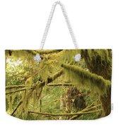 Mysterious Moss Weekender Tote Bag