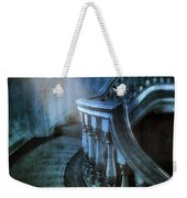 Mysterious Stairway In Old Mansion Weekender Tote Bag