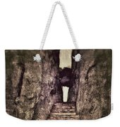 Mysterious Stairway Into A Canyon Weekender Tote Bag