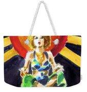 Mystic Vamp Weekender Tote Bag