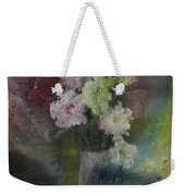 Mystical Flowers Weekender Tote Bag
