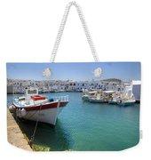 Naoussa - Paros Weekender Tote Bag