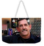 Napanee Fireman Weekender Tote Bag