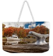 Napanee Harbour One Weekender Tote Bag