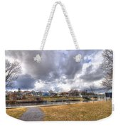 Napanee Harbour Or Free Docking With Hydro - Transients Only Weekender Tote Bag