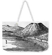 Naples: Monte Nuovo, 1887 Weekender Tote Bag