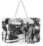 Napoleon IIi At Paris, 1867 Weekender Tote Bag