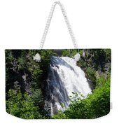 Narada Falls Through The Trees Weekender Tote Bag
