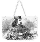 Naser Al-din Weekender Tote Bag