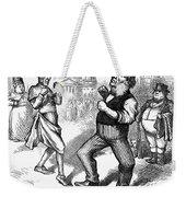 Nast: Papal Infallibility Weekender Tote Bag