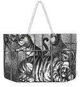 Nast: Tweed Cartoon, 1871 Weekender Tote Bag