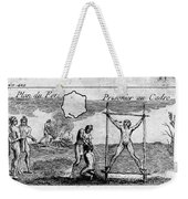 Natchez Punishment, C1725 Weekender Tote Bag