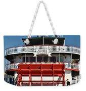 Natchez Riverboat Weekender Tote Bag