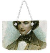 Nathaniel Hawthorne Weekender Tote Bag