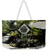 National Orchid Garden Inside The Singapore Botanic Garden Weekender Tote Bag