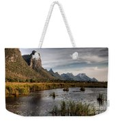National Park Thailand Weekender Tote Bag